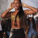 Alexandra Burke Shooting the Let It Go Video in 2012 - 306 x 500