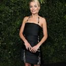 Margot Robbie – Charles Finch and CHANEL Pre-Oscar Awards Dinner in LA