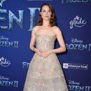 Evan Rachel Wood – 'Frozen 2' Premiere in Los Angeles