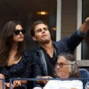 Paul Wesley-September 12, 2015-2015 U.S. Open - Day 13 - 454 x 303