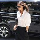 Victoria Beckham – Leaves her hotel in Paris - 454 x 759