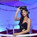Shay Mitchell – Royal Caribbean March Brand Event in NYC - 454 x 303