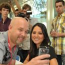 Olivia Munn - Book Signing During Comic-Con 2010 At San Diego Convention Center On July 23, 2010 In San Diego, California