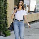 Olivia Culpo Heads Out Shopping in West Hollywood - 421 x 600