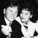 Ava Gardner and Mickey Rooney - 454 x 581