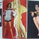 Carroll Baker - Ilustrovana Politika Magazine Pictorial [Yugoslavia (Serbia and Montenegro)] (7 May 1968) - 454 x 298