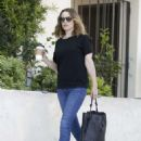 Rachel McAdams – Shopping in Los Angeles - 454 x 571