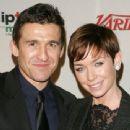 Jonathan Cake and wife, actress Julianne Nicholson