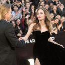 Angelina Jolie - 2012 84th Annual Academy Awards - Arrivals