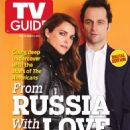 Keri Russell - TV Guide Magazine Cover [United States] (24 February 2014)