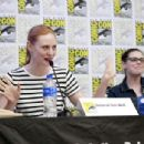 Deborah Ann Woll – All Things RPG-E: Geek and Sundry Panel at Comic-Con International in San Diego - 454 x 305