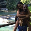 Pulling their best blue steel! Shanina Shaik and Tyson Beckford show off their fun-loving side pulling silly pouts for the camera