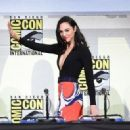 Gal Gadot- July 23, 2016- Comic-Con International 2016 - Warner Bros Presentation - 454 x 327