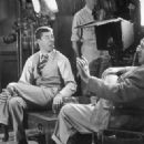 Jerry Lewis heckling Director Norman Taurog during the making of the movie The Stooge1951 - 454 x 328