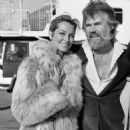 Kenny Rogers and Marianne Gordon