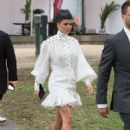 Sofia Richie and Scott Disick – Arrives at Derby Day Races in Melbourne