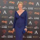 Anne Igartiburu- Goya Cinema Awards 2016