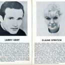 Company (musicals) Larry Kurt and Elaine Stritch 1970 - 454 x 360