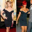 Cheryl VS Rihanna