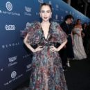 Lily Collins : The Art of Elysium  (5 January  2019)
