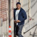 LL Cool J is seen at 'Jimmy Kimmel Live'.October 01, 2015
