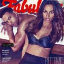 Rochelle Humes, Marvin Humes - Fabulous Magazine Cover [United Kingdom] (8 February 2015)