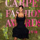 Tina Kunakey – Green Carpet Fashion Awards 2018 in Milan - 454 x 681