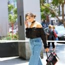 Olivia Culpo- Out in Los Angeles - 454 x 660
