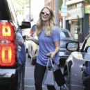 Ashley Greene spotted getting her manicure on at a salon in Beverly Hills, California on April 22, 2017 - 423 x 600