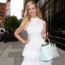 Beth Behrs at AOL Build in NYC - 454 x 748