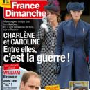 Catherine Duchess of Cambridge - France-Dimanche Magazine Cover [France] (1 April 2016)