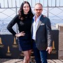 Laura Prepon – Visits the Empire State Building in NYC - 454 x 648