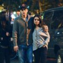 Mila Kunis and Ashton Kutcher: Out For Dinner in West Village