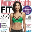 Bárbara Mori - Women's Health Magazine Cover [Mexico] (October 2015)