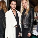 Ruby Rose – Burberry celebrates the Launch Of The DK88 Bag in NYC - 454 x 769