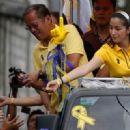 Noynoy Aquino and Shalani Soledad