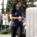 Ariel Winter is spotted heading over to a Salon in Malibu Saturday, October 15, 20161 - 454 x 681