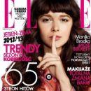 ELLE Magazine Poland - 454 x 611