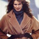 Renée Simonsen - Vogue Magazine Pictorial [United Kingdom] (October 1986) - 454 x 631