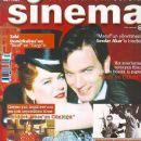 Ewan McGregor, Nicole Kidman - Sinema Magazine Cover [Turkey] (November 2001)