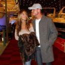 Karwai Tang/alpha 046358 03/01/02 48th London Boat Show Earls Court David Courthard Girlfriend Simone Abdelnour