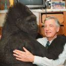 Fred Rogers with KoKo the Gorilla - 360 x 316