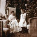 Grand Duchess Anastasia Nikolaevna of Russia - 454 x 475
