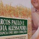 Marcos Paulo & Flavia Alessandra - 1996