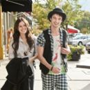 Tom Sturridge and Rachel Bilson