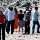 Jessica Alba On The Beach In Malibu, 2008-03-21