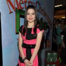 Miranda Cosgrove - the world premiere of  Merry Christmas, Drake & Josh!  in Westwood, Los Angeles 2008-12-02