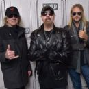 Judas Priest visit Build at Build Studio on March 21, 2018 in New York City - 454 x 328