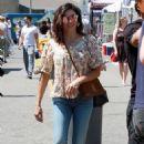 Jenna Dewan – Seen at a farmer's market in Los Angeles