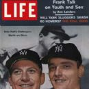 Mantle & Maris 1961 - 420 x 560